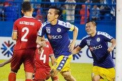 Video bàn thắng B.Bình Dương 0-1 Hà Nội FC