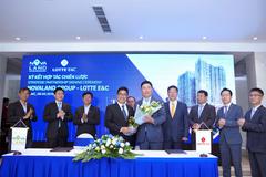 Novaland bắt tay nhà thầu Hàn Quốc, người mua nhà hưởng lợi