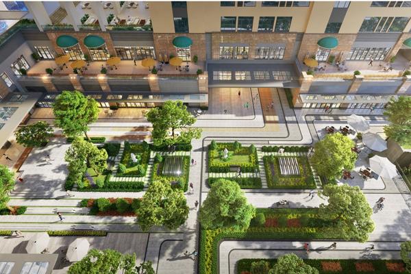 The Grand Manhattan - dự án phức hợp cao cấp tốt nhất Việt Nam 2019