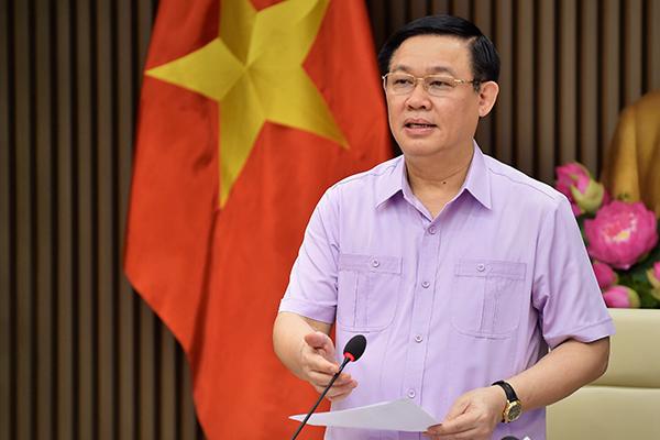 Phó Thủ tướng,Vương Đình Huệ,Asanzo,vụ Asanzo