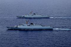 Nhật phản đối mạnh mẽ hành động gây căng thẳng ở Biển Đông