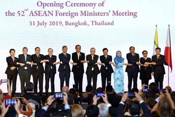 ASEAN ra thông cáo chung quan ngại về sự cố nghiêm trọng ở Biển Đông
