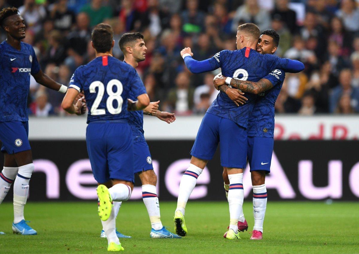 Lampard,Chelsea,Pulisic