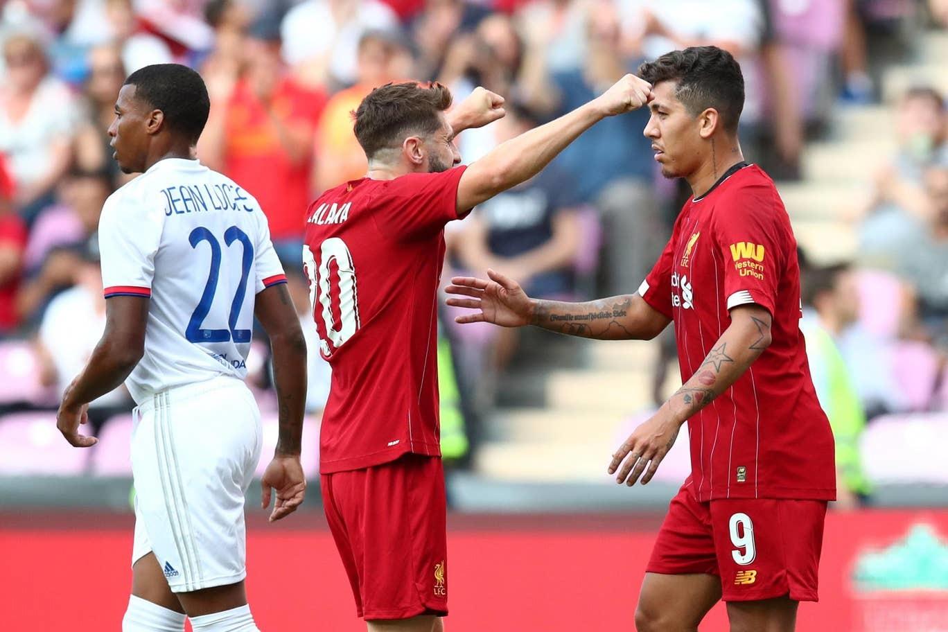 Salah,Liverpool,Lyon