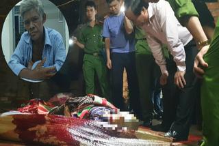 Nghi án cha cắt cổ con trai chết dưới nền nhà ở Đắk Lắk