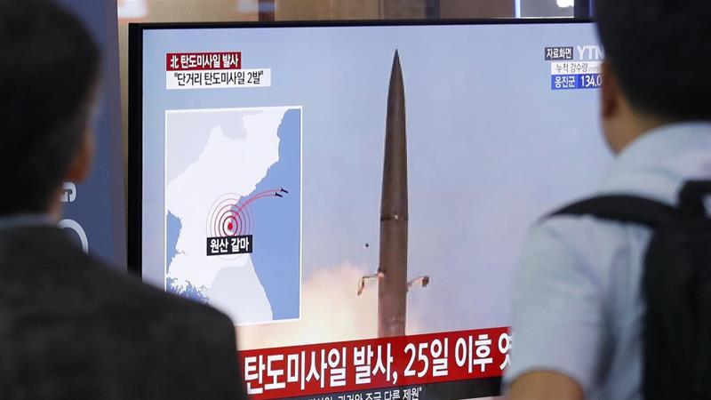 Triều Tiên tiết lộ vũ khí vừa thử