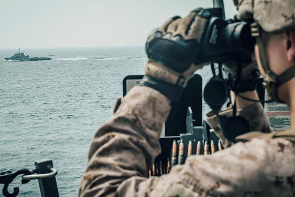 Đức từ chối tham gia liên minh hàng hải của Mỹ chống Iran