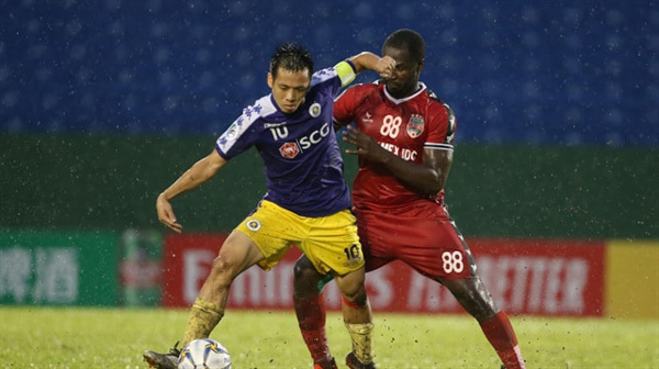 Quyet scores only goal in all-Vietnamese AFC Zonal final