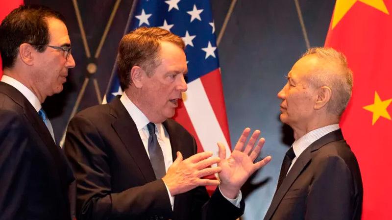 Mỹ,Trung Quốc,đàm phán,thương chiến