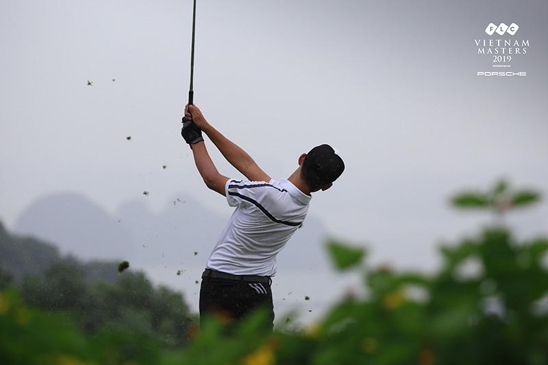 FLC Vietnam Masters 2019 ngày 2: Trần Lê Duy Nhất tiếp tục dẫn đầu