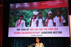 Child labor in Vietnam down 67 percent since 2000: report