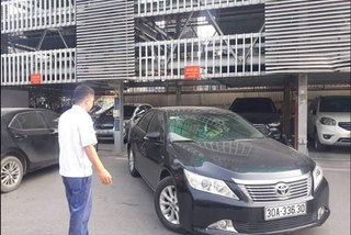 Underground parking areas a must for Hanoi