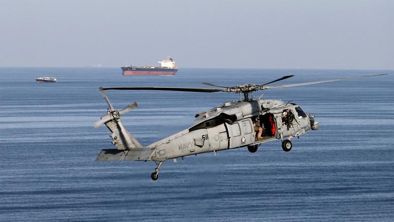 Mỹ giận đùng đùng vì Đức không nhập đội bảo vệ Eo biển Hormuz