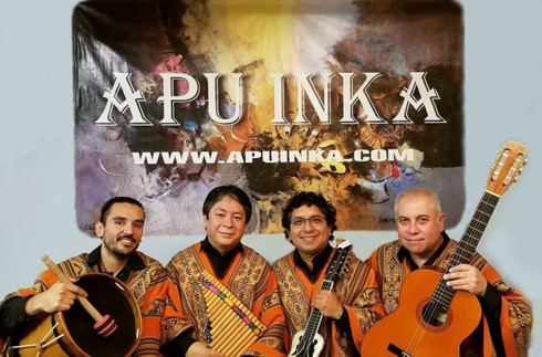 Peruvian band scheduled to perform in Hanoi