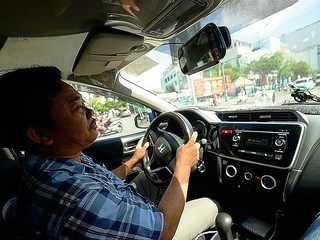 Ride-hailing vehicles to be managed by technology?