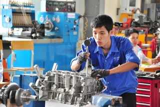 45 trường cao đẳng đào tạo 22 nghề theo chuẩn quốc tế