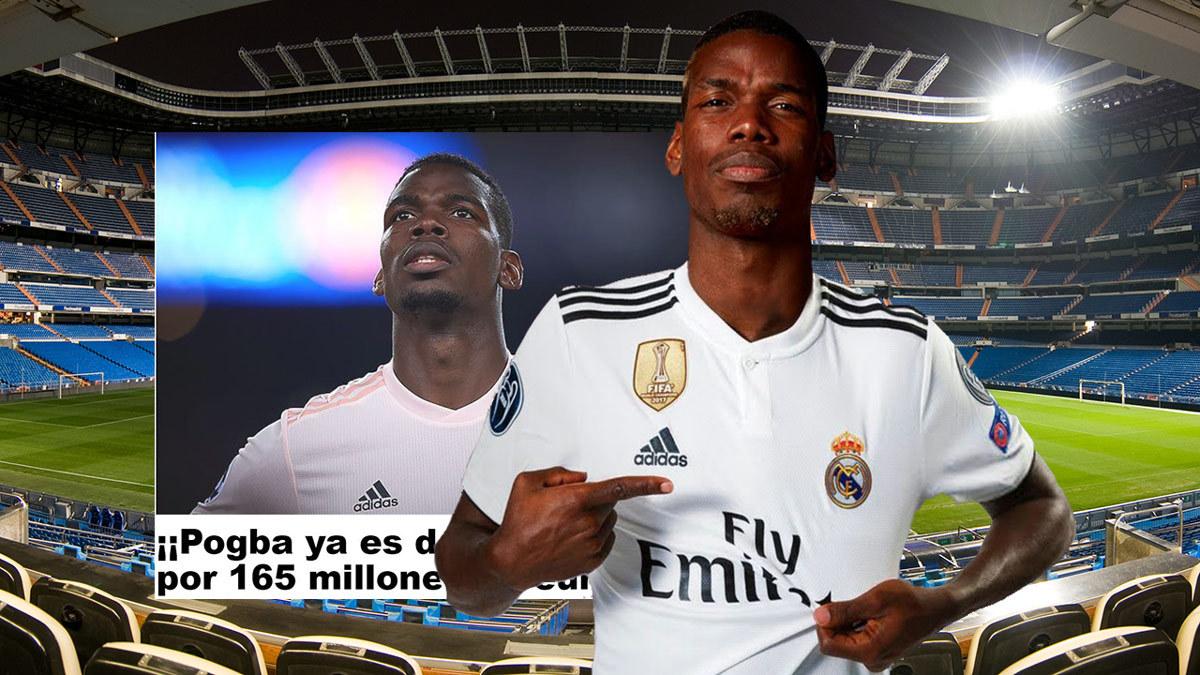 Real Madrid,Zinedine Zidane,Florentino Perez,Paul Pogba