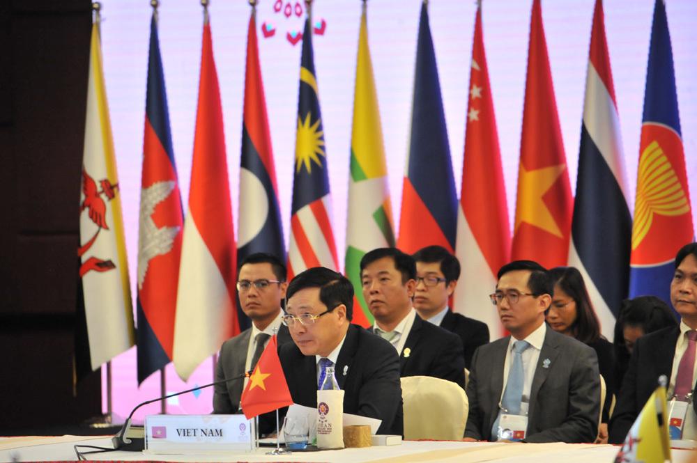 Mỹ, Nhật, ASEAN quan ngại sâu sắc diễn biến trên thực địa ở Biển Đông