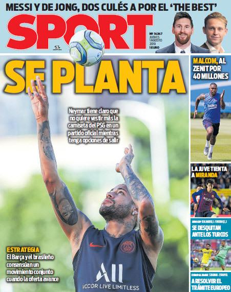 Neymar tuyên bố 'nóng' chuyển nhượng, PSG tức điên