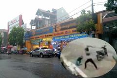 Nguyên nhân bảo vệ siêu thị điện máy bị chém nguy kịch ở Hà Nội