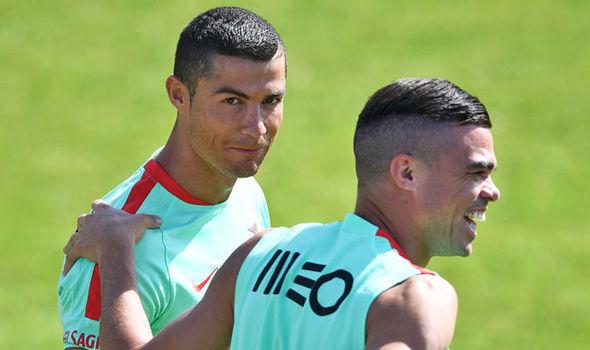 Ronaldo,Cristiano Ronaldo,Juventus,Pepe