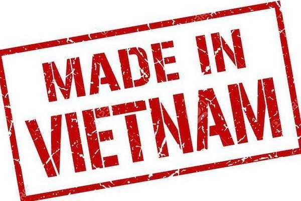 Lần đầu tiên có thông tư về tiêu chí hàng 'Made in Vietnam'