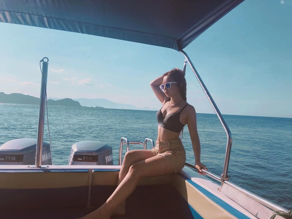 Hot girl,Bạn gái Quang Hải,Tình yêu,Hot girl Nhật Lê