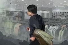 Người đàn ông Việt ăn cắp quần áo ở Hàn Quốc