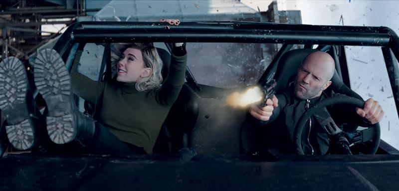 Hậu trường siêu khủng của bom tấn 'Fast & Furious: Hobbs & Shaw'