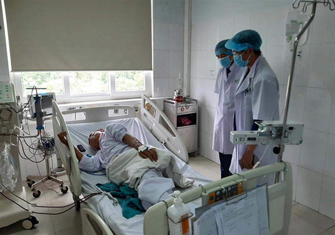 Sự cố chạy thận ở Nghệ An, 153 bệnh nhân chuyển viện