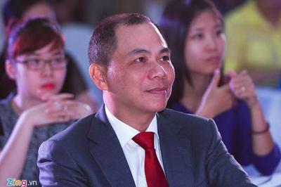 Tỷ phú USD Việt Nam giàu ra sao trong khu vực?