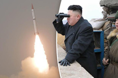 Lý do Kim Jong Un thử tên lửa dồn dập