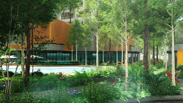 Sức hút của dự án căn hộ có Vincom Plaza tại Bình Dương