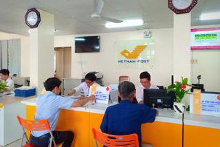 Hơn 1 triệu hồ sơ hành chính thực hiện qua Bưu điện tại Đồng Tháp