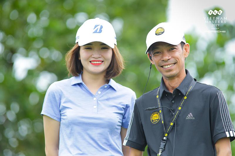 Trần Lê Duy Nhất tiến gần cúp vô địch FLC Vietnam Masters 2019