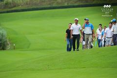 40 golfer chạy đua với bão số 3 tại FLC Vietnam Masters 2019