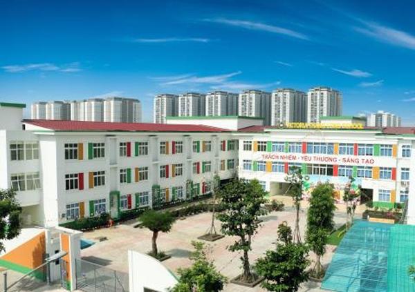 Trường Victoria Thăng Long có đầy đủ thẩm quyền tuyển sinh năm học mới