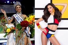 Vẻ đẹp gợi cảm, nóng bỏng của tân Hoa hậu Venezuela mới 19 tuổi