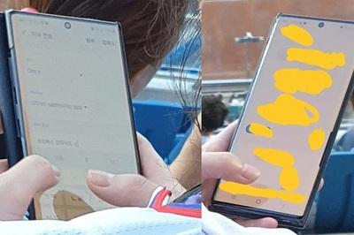 Xuất hiện nhiều hình ảnh Galaxy Note10 và Note10+ đang hoạt động