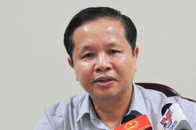 Giám đốc Sở Giáo dục Hòa Bình ủy quyền điều hành cho cấp phó để chữa bệnh