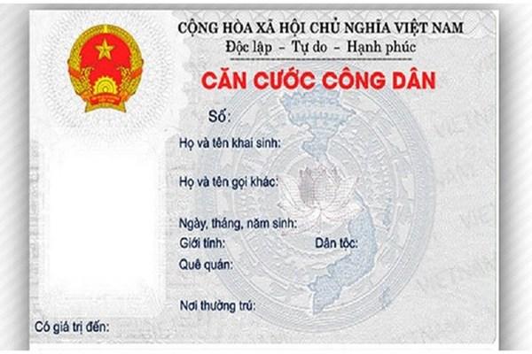 Tạm trú ở Tân Bình có làm căn cước công dân ở TP.HCM được không?