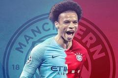 Man City hét giá Sane 145 triệu bảng, Bayern khóc thét
