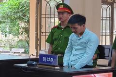 Hiếp dâm bé gái lớp 1, gã trai ở Quảng Nam lãnh án 20 năm tù