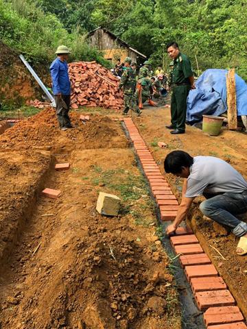 Khởi công xây dựng 'Ngôi nhà mơ ước' Lào Cai