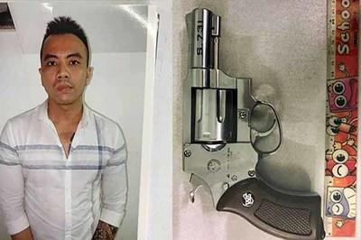 Kẻ dùng súng cướp ngân hàng ở Sài Gòn khai, cần tiền buôn quần áo