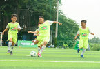 Eight young VN football players play in 1st Milo Champions Cup in Spain