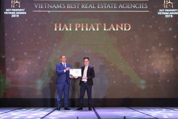 Hải Phát Land liên tiếp giành các giải thưởng danh giá