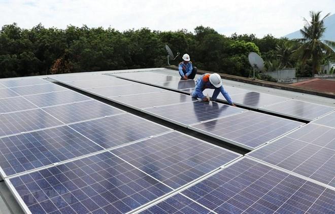 solar energy,evn,power industry,vietnam economy,Vietnam business news,business news,vietnamnet bridge,english news,Vietnam news,vietnamnet news