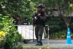 Thái Lan công bố video, bắt giữ nghi phạm các vụ nổ ở Bangkok