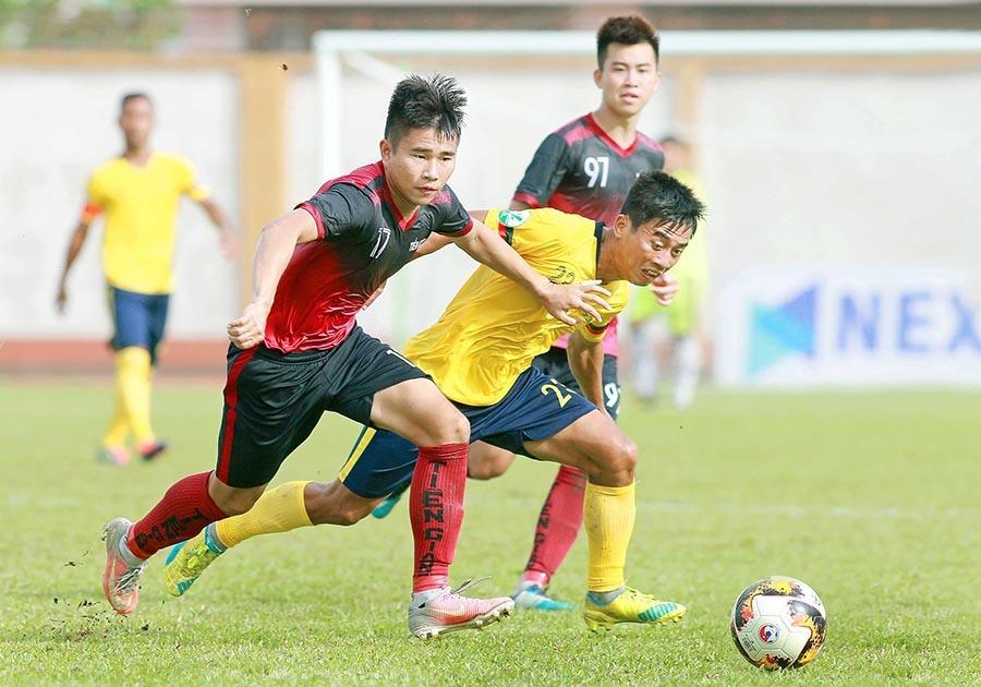 Giải hạng Nhì quốc gia 2019: Trẻ Hà Nội soán ngôi đầu